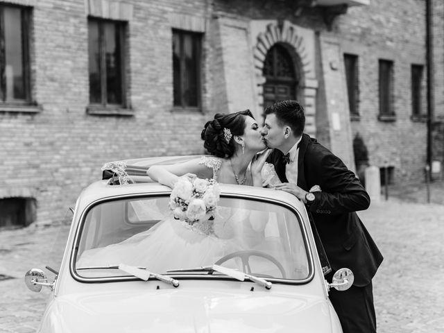 Il matrimonio di Vitalie e Olga a Modena, Modena 33