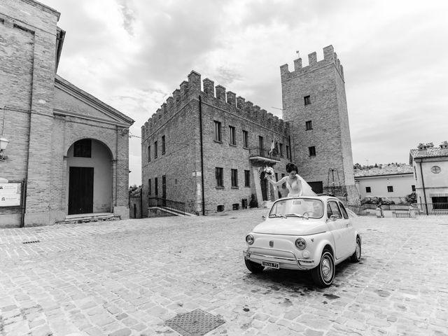 Il matrimonio di Vitalie e Olga a Modena, Modena 34