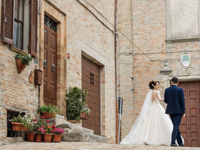 Il matrimonio di Vitalie e Olga a Modena, Modena 36