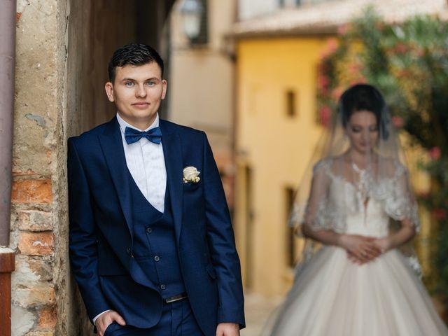 Il matrimonio di Vitalie e Olga a Modena, Modena 38
