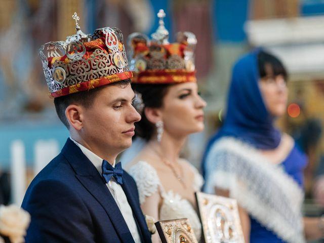 Il matrimonio di Vitalie e Olga a Modena, Modena 45