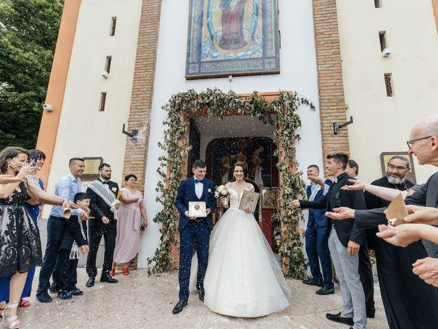 Il matrimonio di Vitalie e Olga a Modena, Modena 46