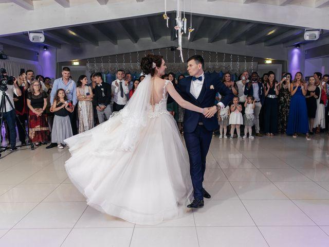 Il matrimonio di Vitalie e Olga a Modena, Modena 62
