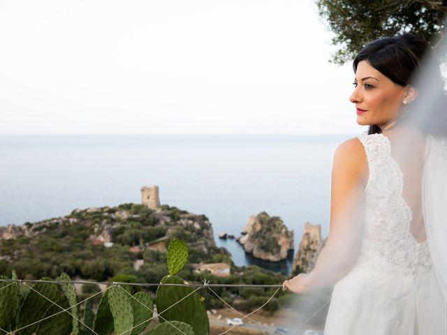 Il matrimonio di Giusi e Francesco a Salemi, Trapani 15