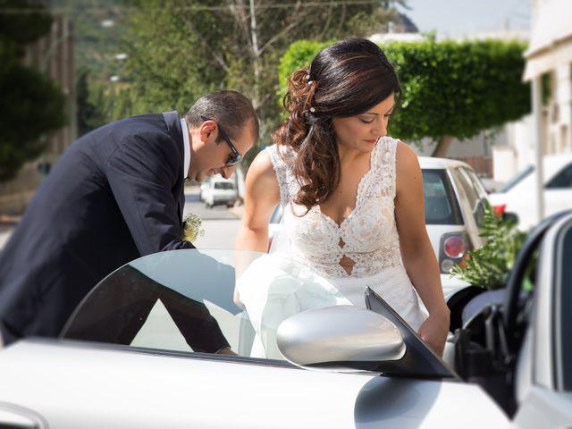 Il matrimonio di Giusi e Francesco a Salemi, Trapani 28