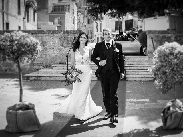 Il matrimonio di Giusi e Francesco a Salemi, Trapani 29