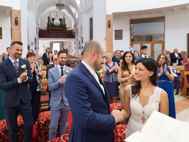 Il matrimonio di Giusi e Francesco a Salemi, Trapani 30