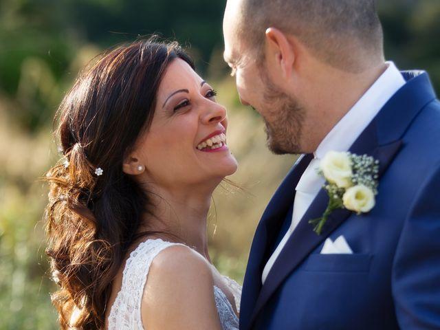 Il matrimonio di Giusi e Francesco a Salemi, Trapani 31