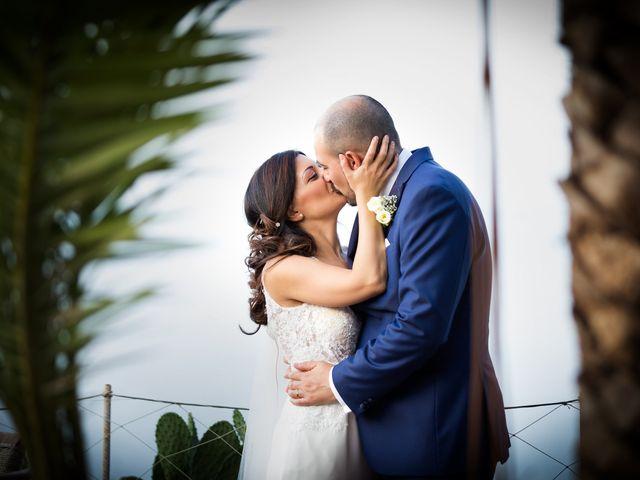 Il matrimonio di Giusi e Francesco a Salemi, Trapani 33