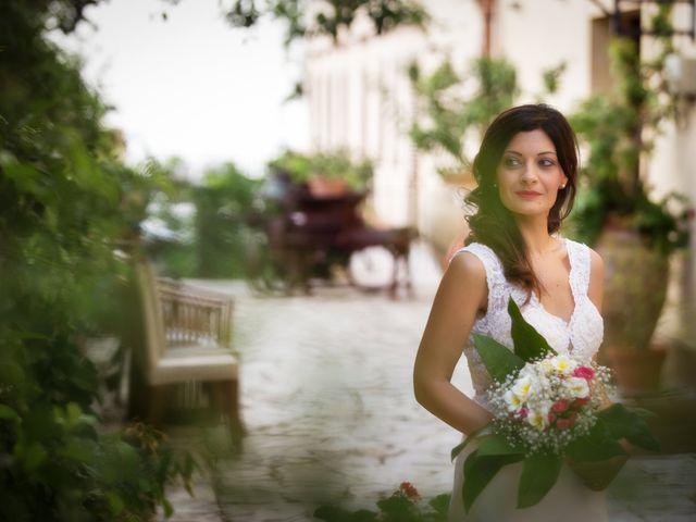 Il matrimonio di Giusi e Francesco a Salemi, Trapani 34