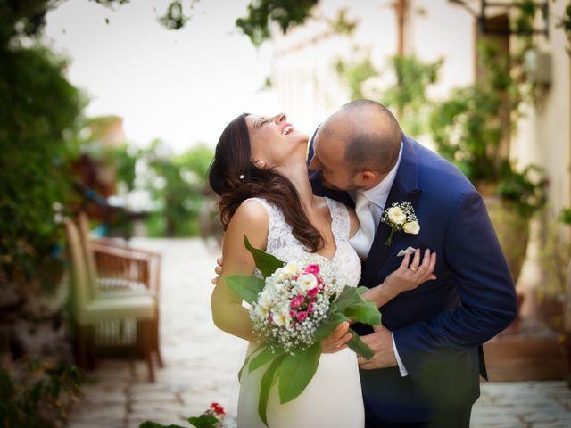 Il matrimonio di Giusi e Francesco a Salemi, Trapani 35