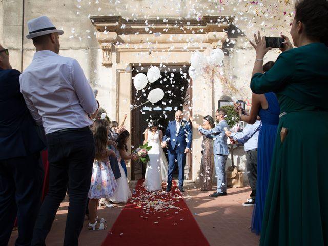 Il matrimonio di Giusi e Francesco a Salemi, Trapani 62