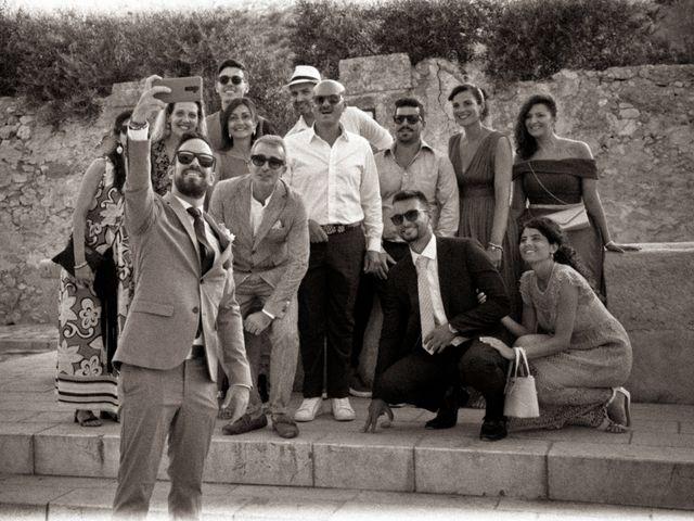 Il matrimonio di Giusi e Francesco a Salemi, Trapani 63