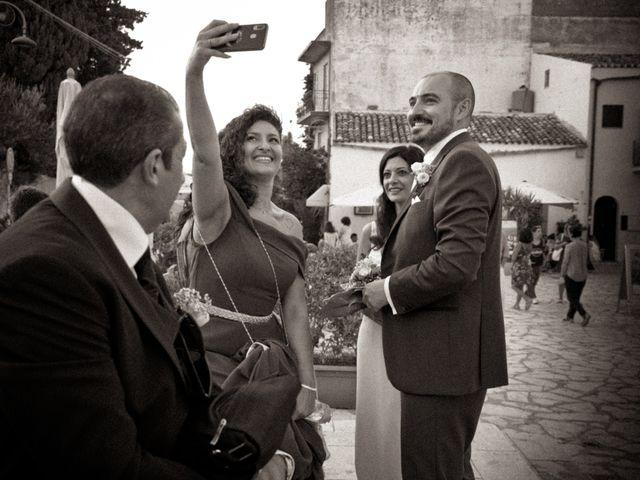 Il matrimonio di Giusi e Francesco a Salemi, Trapani 64