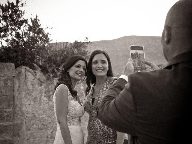Il matrimonio di Giusi e Francesco a Salemi, Trapani 66