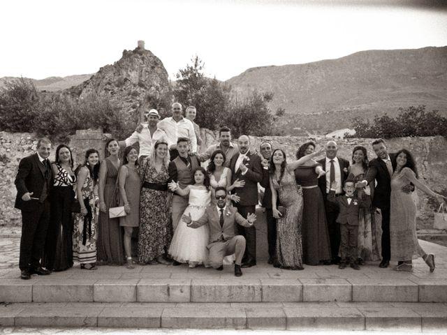 Il matrimonio di Giusi e Francesco a Salemi, Trapani 67