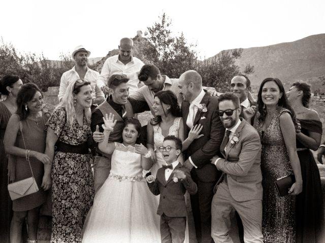 Il matrimonio di Giusi e Francesco a Salemi, Trapani 70
