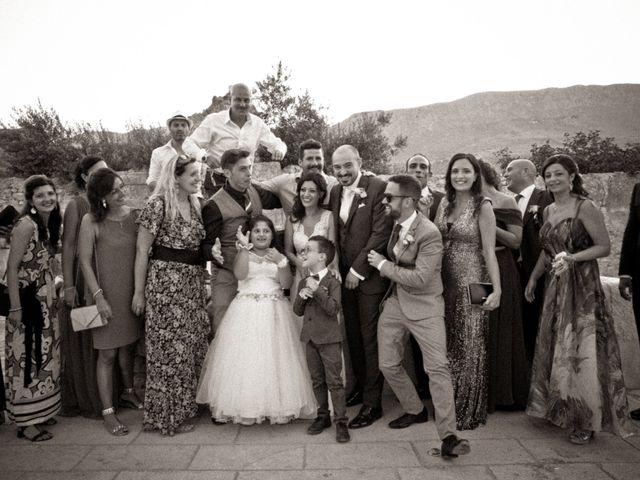 Il matrimonio di Giusi e Francesco a Salemi, Trapani 71