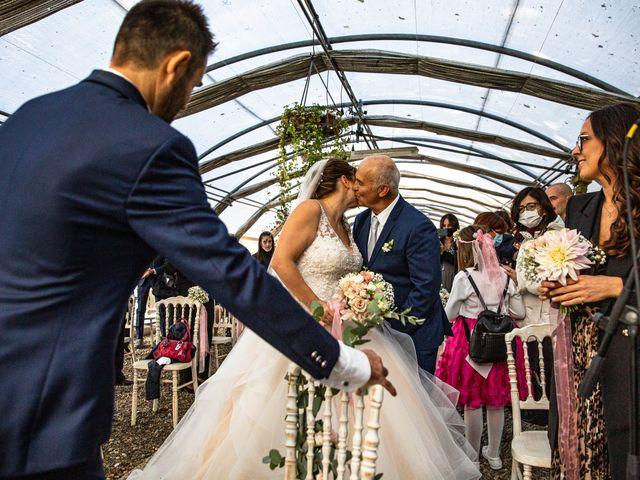 Il matrimonio di Giacomo e Roberta a Castelletto sopra Ticino, Novara 66