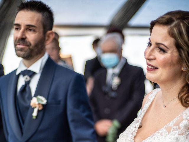 Il matrimonio di Giacomo e Roberta a Castelletto sopra Ticino, Novara 78