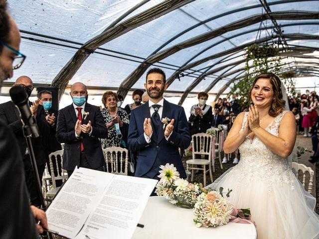 Il matrimonio di Giacomo e Roberta a Castelletto sopra Ticino, Novara 80