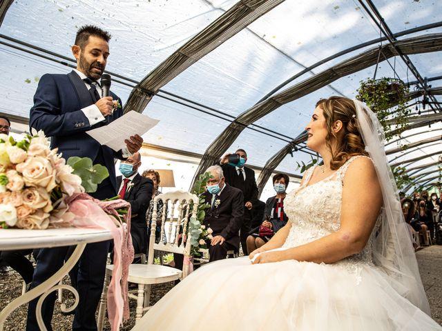 Il matrimonio di Giacomo e Roberta a Castelletto sopra Ticino, Novara 99