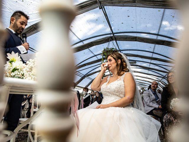 Il matrimonio di Giacomo e Roberta a Castelletto sopra Ticino, Novara 101