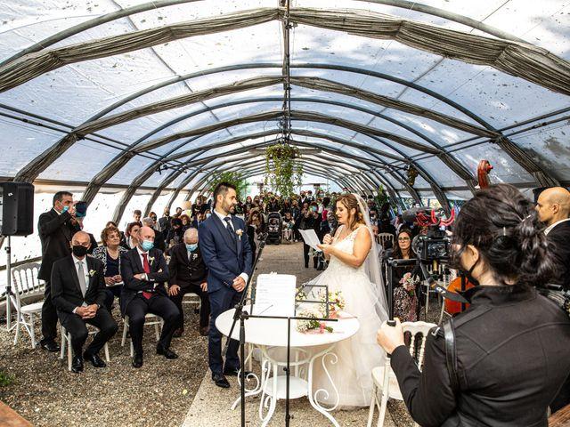 Il matrimonio di Giacomo e Roberta a Castelletto sopra Ticino, Novara 104
