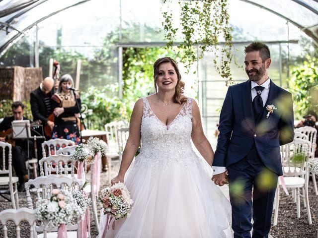 Il matrimonio di Giacomo e Roberta a Castelletto sopra Ticino, Novara 112