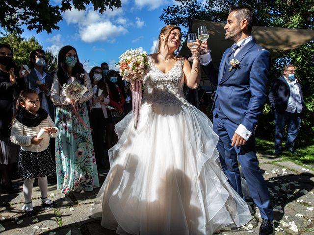 Il matrimonio di Giacomo e Roberta a Castelletto sopra Ticino, Novara 115