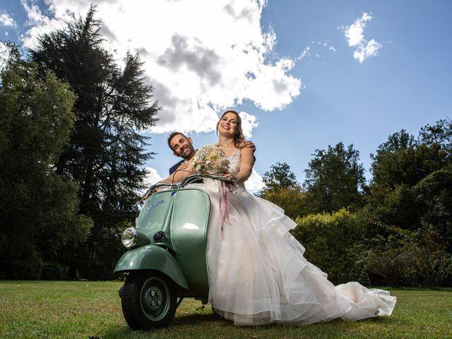 Il matrimonio di Giacomo e Roberta a Castelletto sopra Ticino, Novara 125
