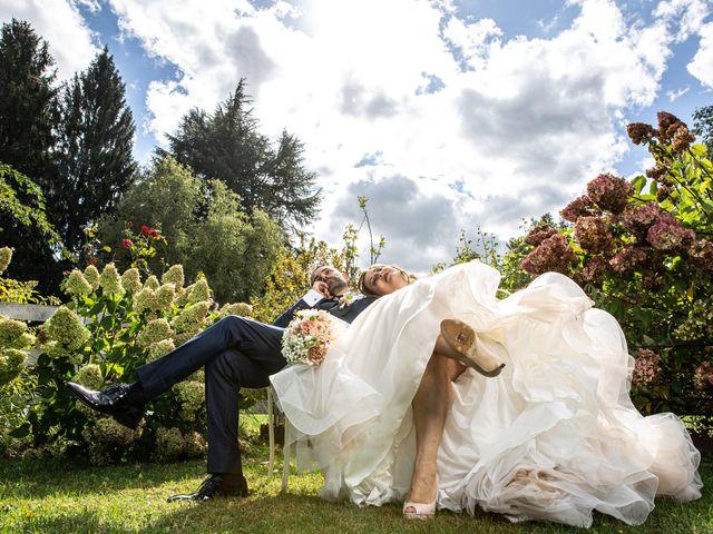 Il matrimonio di Giacomo e Roberta a Castelletto sopra Ticino, Novara 131
