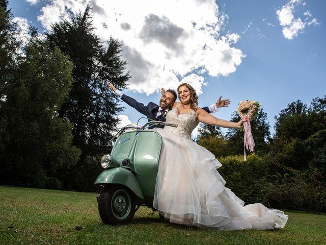 Il matrimonio di Giacomo e Roberta a Castelletto sopra Ticino, Novara 133