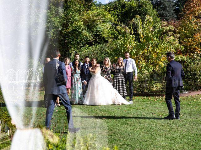 Il matrimonio di Giacomo e Roberta a Castelletto sopra Ticino, Novara 154