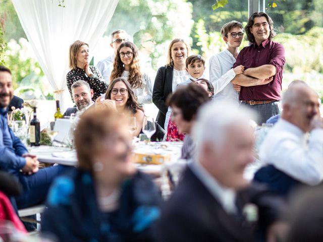 Il matrimonio di Giacomo e Roberta a Castelletto sopra Ticino, Novara 163