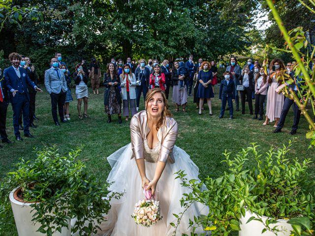 Il matrimonio di Giacomo e Roberta a Castelletto sopra Ticino, Novara 183