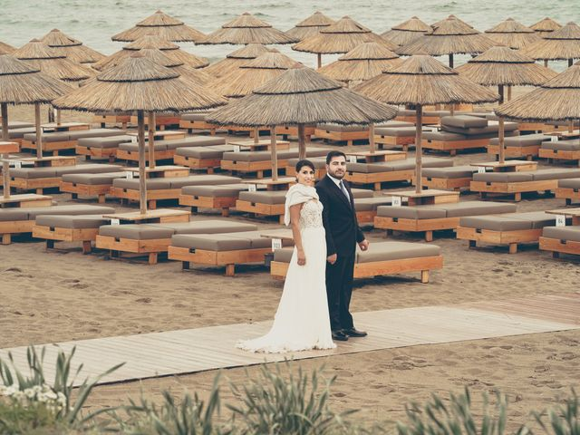 Le nozze di Mariangela e Luigi Antonio