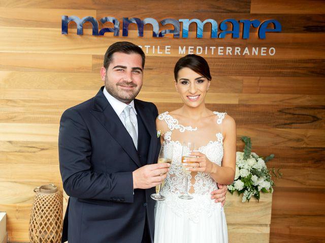 Il matrimonio di Luigi Antonio e Mariangela a Napoli, Napoli 14