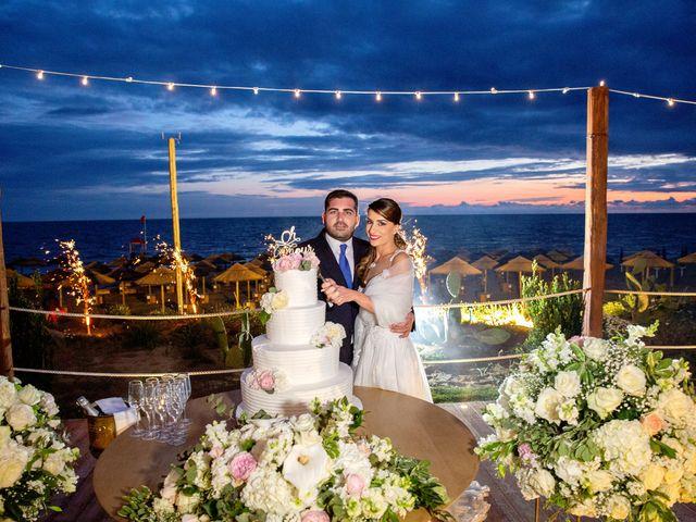 Il matrimonio di Luigi Antonio e Mariangela a Napoli, Napoli 1