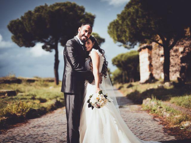 Il matrimonio di Simone e Miriam a Roma, Roma 8