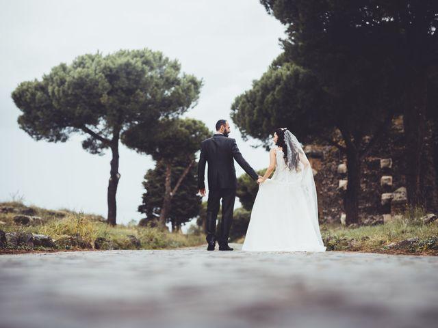 Il matrimonio di Simone e Miriam a Roma, Roma 10