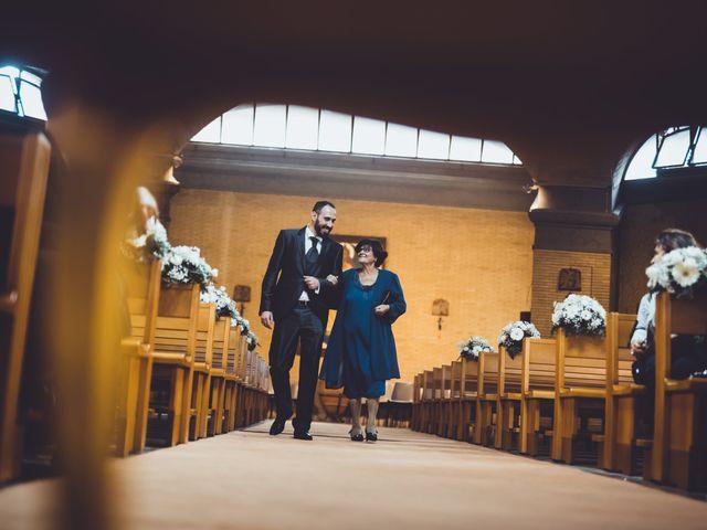 Il matrimonio di Simone e Miriam a Roma, Roma 25