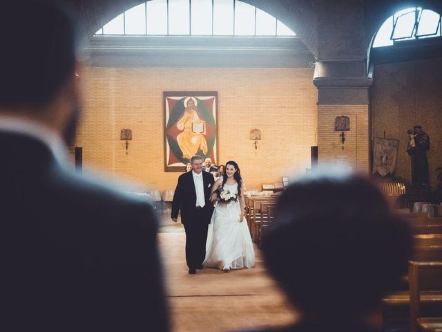 Il matrimonio di Simone e Miriam a Roma, Roma 27