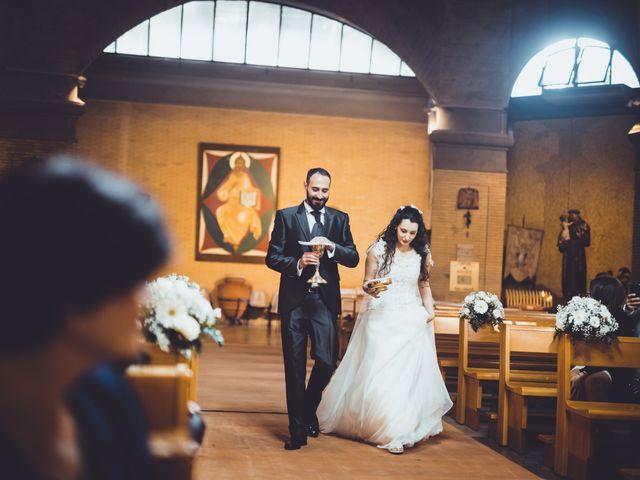 Il matrimonio di Simone e Miriam a Roma, Roma 31
