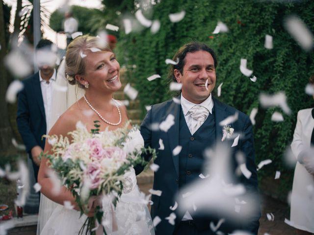 Le nozze di Ida e Federico