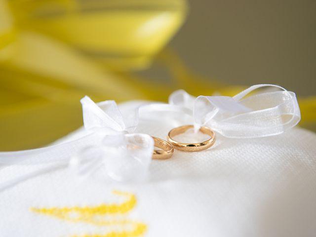 Il matrimonio di Fabio e Marika a Serra Riccò, Genova 1