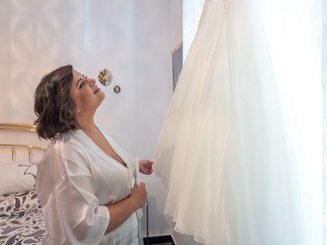 Il matrimonio di Fabio e Marika a Serra Riccò, Genova 7
