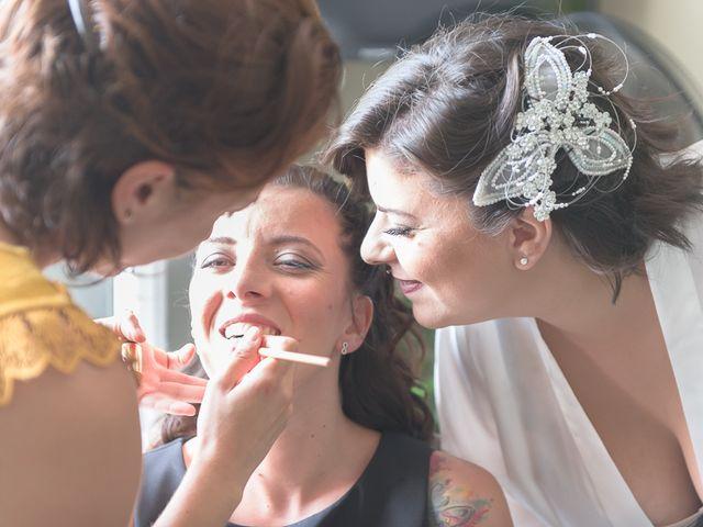 Il matrimonio di Fabio e Marika a Serra Riccò, Genova 9
