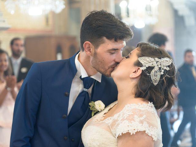 Il matrimonio di Fabio e Marika a Serra Riccò, Genova 15