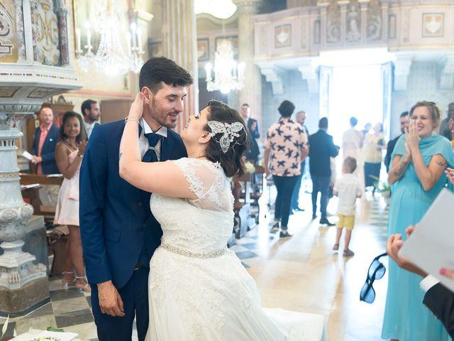Il matrimonio di Fabio e Marika a Serra Riccò, Genova 16